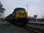 CSX 494 & 7658